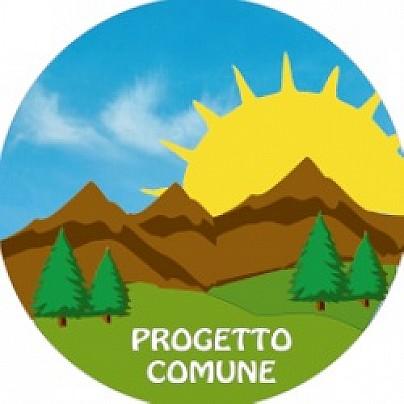 Logo lista: PROGETTO COMUNE