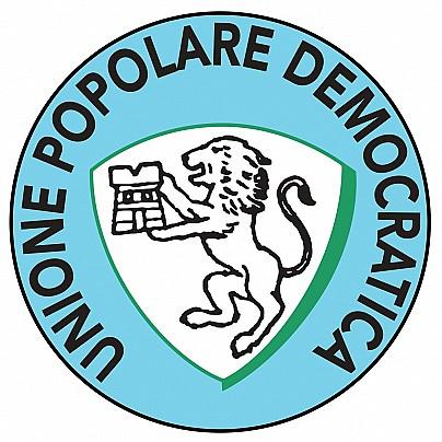 Logo lista: UNIONE POPOLARE DEMOCRATICA