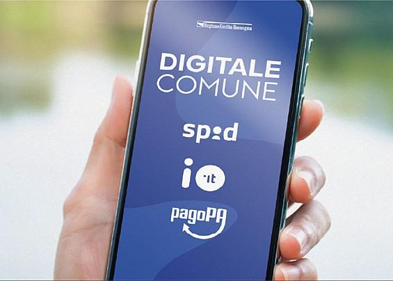 Digitale Comune - Incontri formativi su SPID, pagoPA e app IO