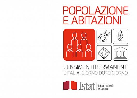 CENSIMENTO PERMANENTE ISTAT POPOLAZIONE E  ABITAZIONI 2021