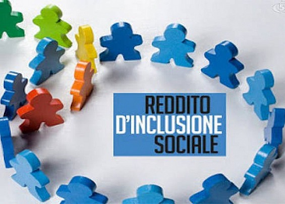 """REDDITO D'INCLUSIONE SOCIALE - R.E.I.S – """"AGIUDU TORRAU"""" - ANNO 2021"""