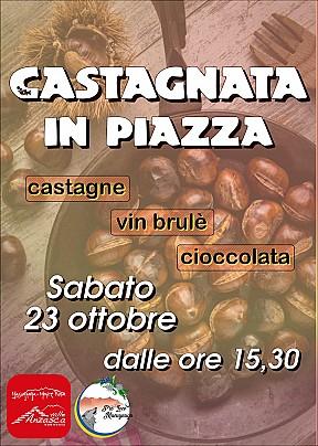 Castagnata - 23 ottobre