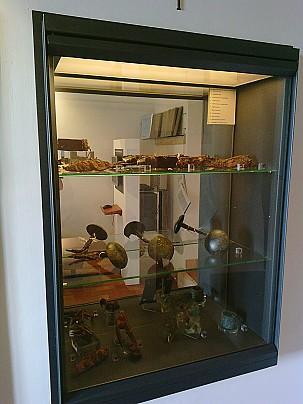 Museo Civico Archeologico_elementi portone domus