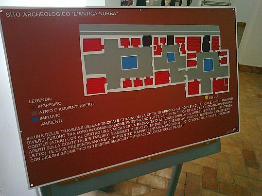 Museo Civico Archeologico_pannello tattile